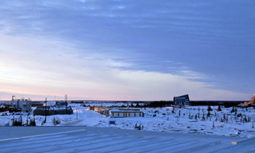van rental service in Churchill, manitoba, Canada